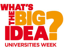 Universities Week 2011 logo