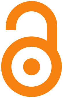 open access logo, Public Library of Science