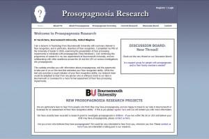 prosopagnosie test en ligne