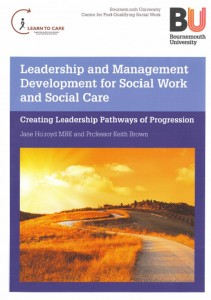 Leadership & Management Development for Social Work & Social Care