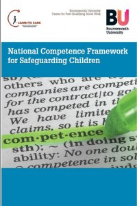 National Competence for Safeguarding Children front cover