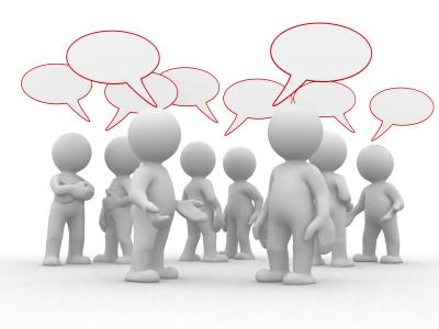 Business english presentation dialogue