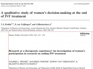 term papers on ivf