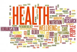 Wordle Feb 2014 Health, Well-Being & Society