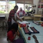 Batik workers 18