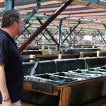 Abalone production unit at Abagold