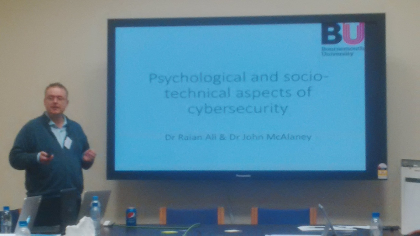 psychological aspects of cybersecurity 2) international efforts to reduce and improve cyber security, and 3)  psychological and sociopolitical factors the course is designed to reach an  international.