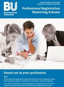 Mentoring Scheme Flyer