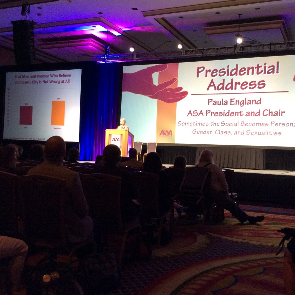 ASA Presidential address