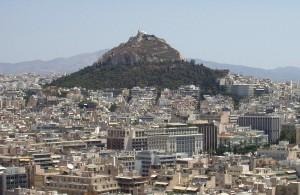 Mount Lykavittus, Athens