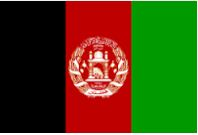afghanistan vlag