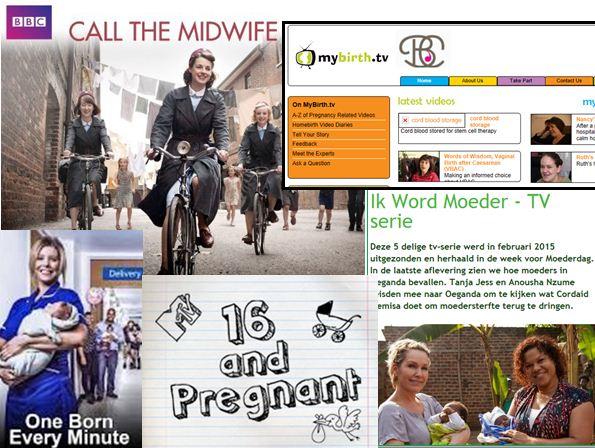 media childbirth