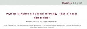Diabetes editorial Barnard