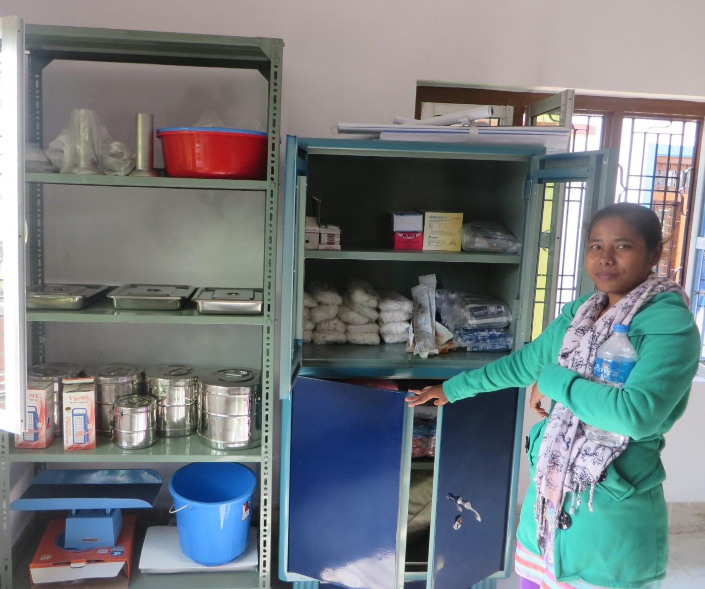 Nepal birthing centre