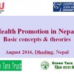 GTN health promotion