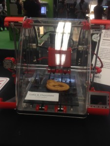 July 2016 3D Printing