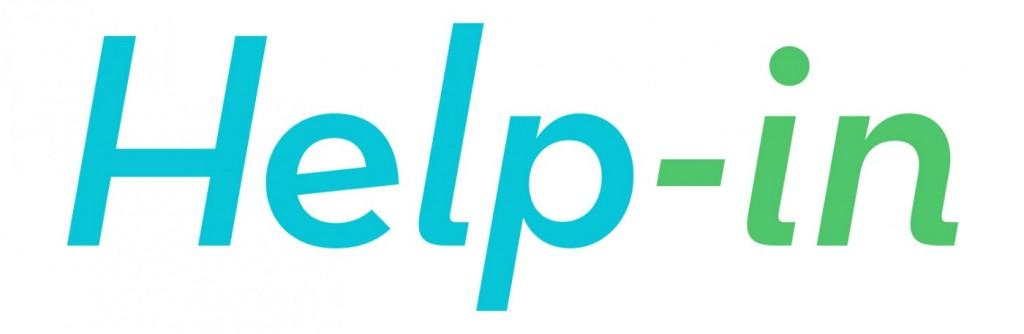 Help-In Logo