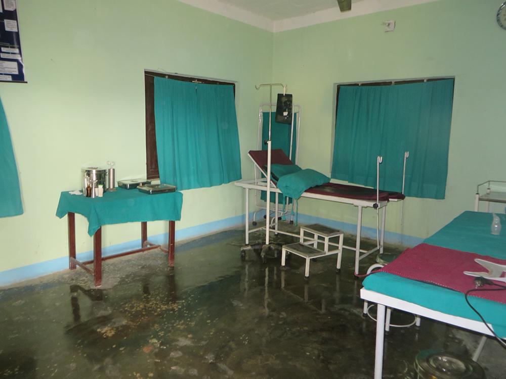 Birthing centre in Nawalparasi, rural Nepal
