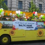 Baltic Pride: The visibility of LGBT human rights claiming
