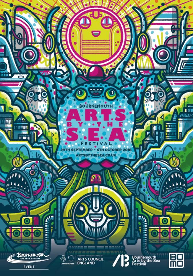 BU Research Blog | Arts By the Sea Festival screens
