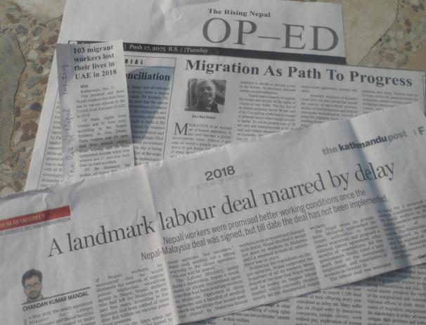 BU Research Blog | Migrant workers & mental health in Nepal