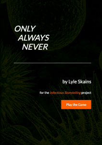 "Cover image from IDN ""Only Always Never"""