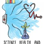 logo - science, health, and data communications research group