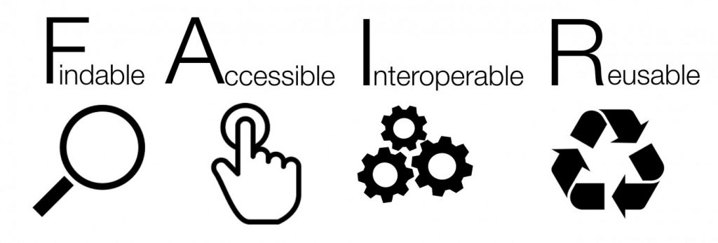 Findable Accessible Interoperable Reusable