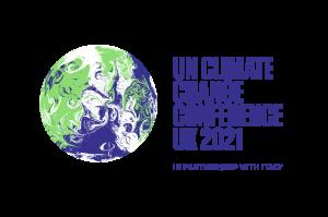 UN Climate Change conference UK 2021 logo